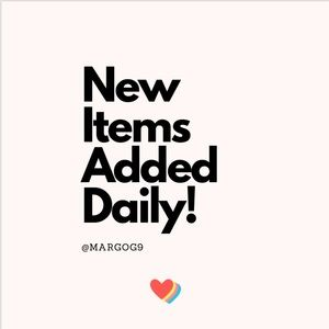 New Items Added Daily! 💞🤩🌈🌼💘🦋💫